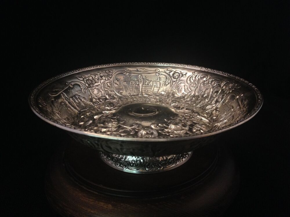 Antique silverplate derby s p co international s co for Decor fusion interior design agency manchester m3