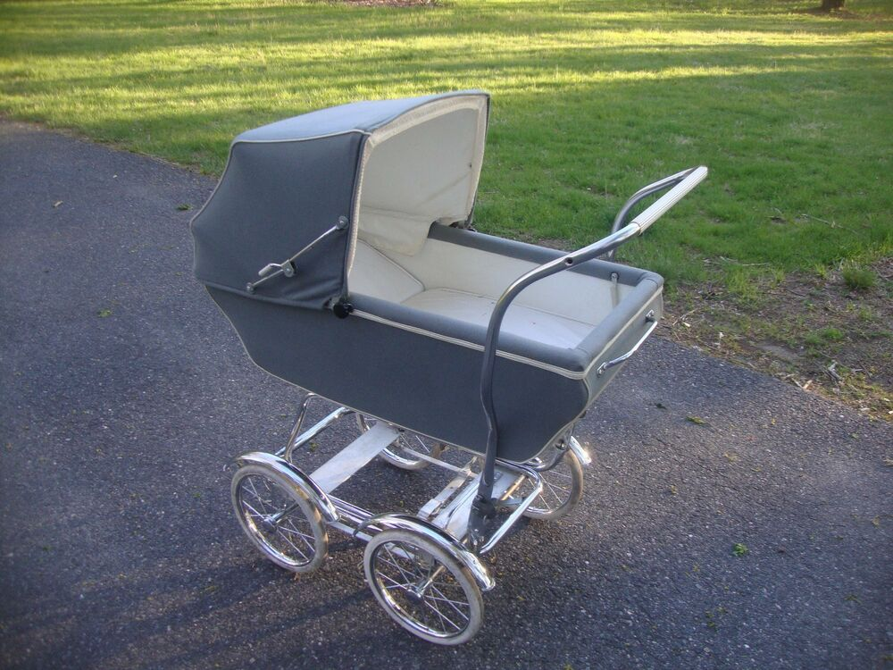 Wonda Babyhood Vintage Baby Pram Carriage Collectors