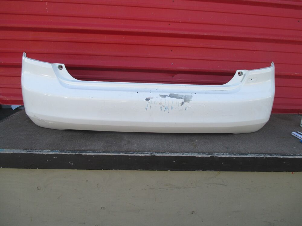 2004 Honda Accord Rear Bumper Cover 2003 2005 03 04 05 Oem