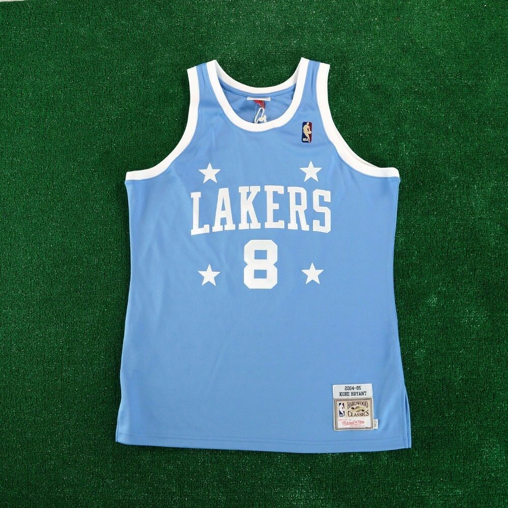5b764734a Details about Kobe Bryant 2004-05 LA Lakers Mitchell   Ness Authentic HWC  Jersey Men s