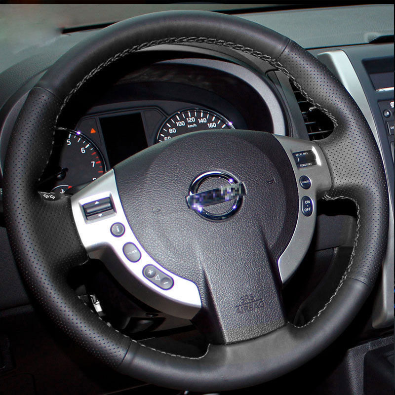 Steering Wheel Cover Wrap for Nissan Sentra 2007-2012 X ...