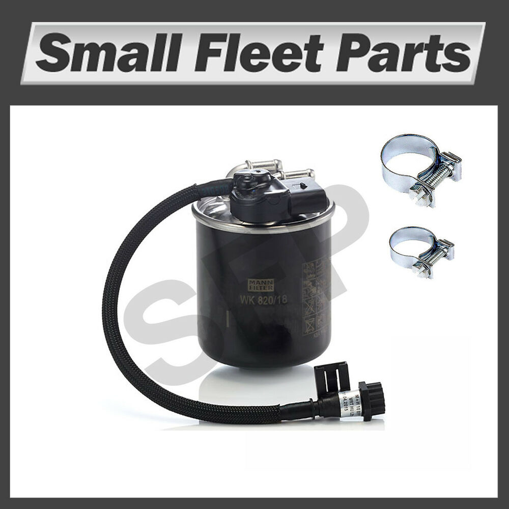 sprinter fuel filter location mercedes sprinter fuel filter