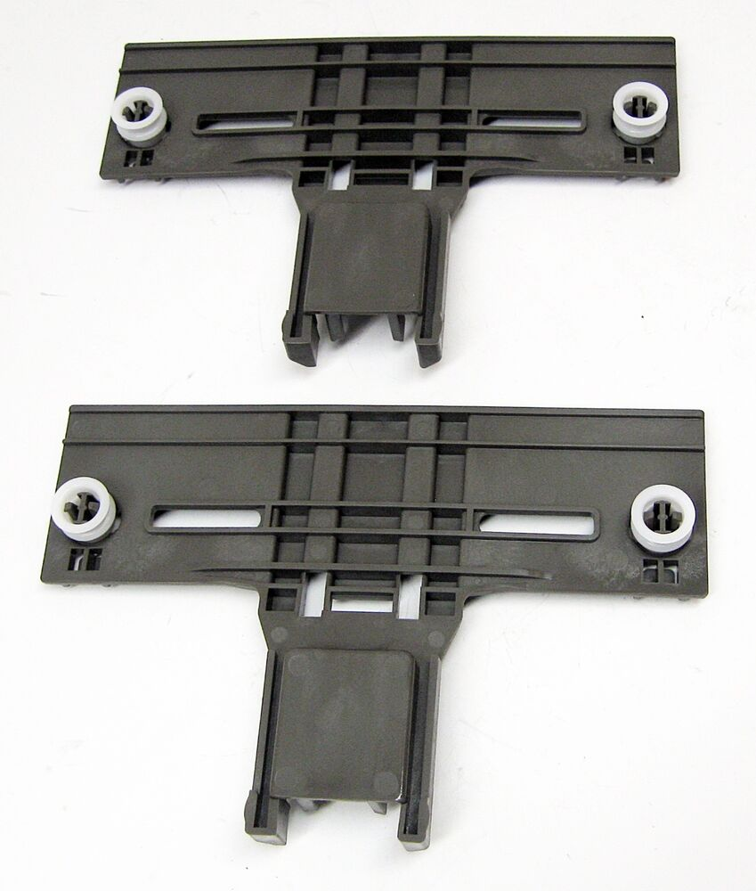 2 Pack W10350376 Dishwasher Upper Rack Adjuster For