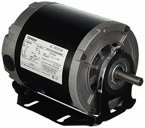 Electric motor 1 4 hp 1725rpm ebay for One horsepower electric motor