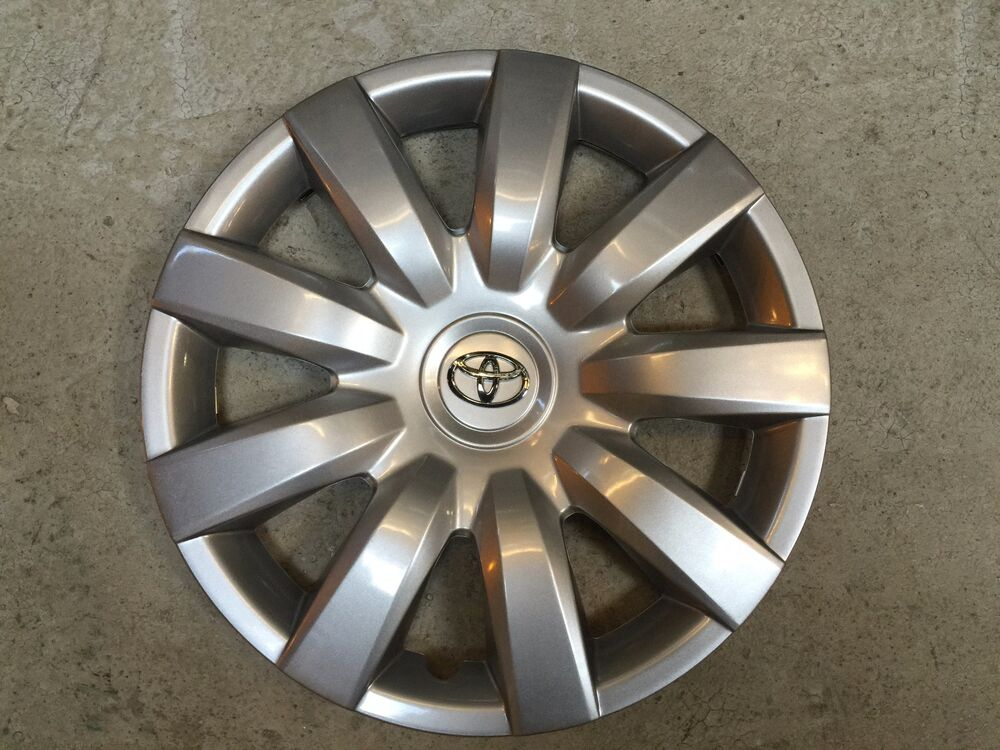 61136 new 15 inch toyota camry hubcap wheel cover 2004 2005 2006 ebay. Black Bedroom Furniture Sets. Home Design Ideas