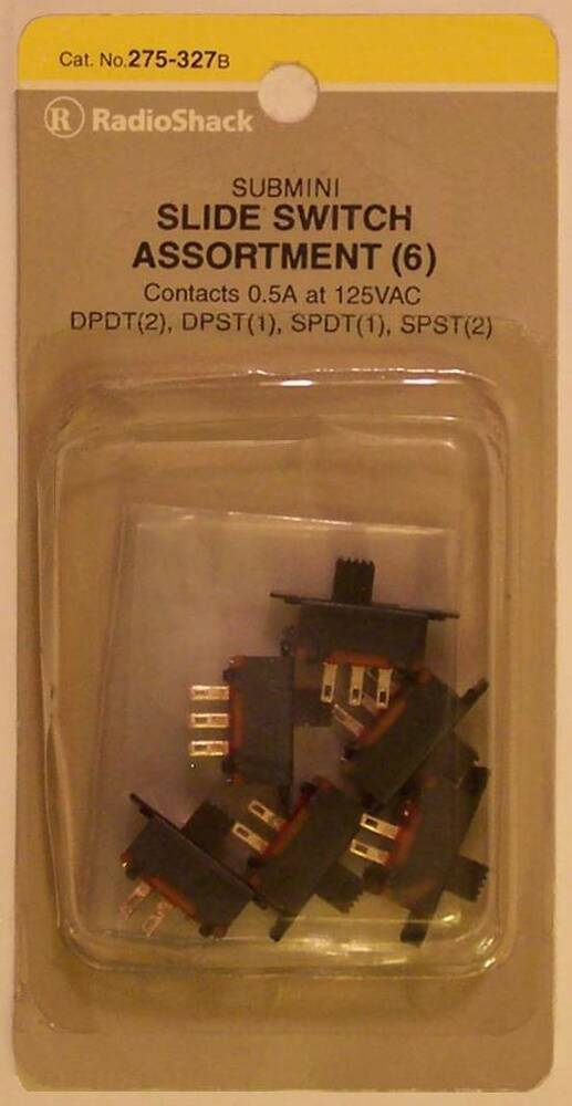 Beautiful Spst Spdt Dpst Dpdt Switches Collection - Electrical ...
