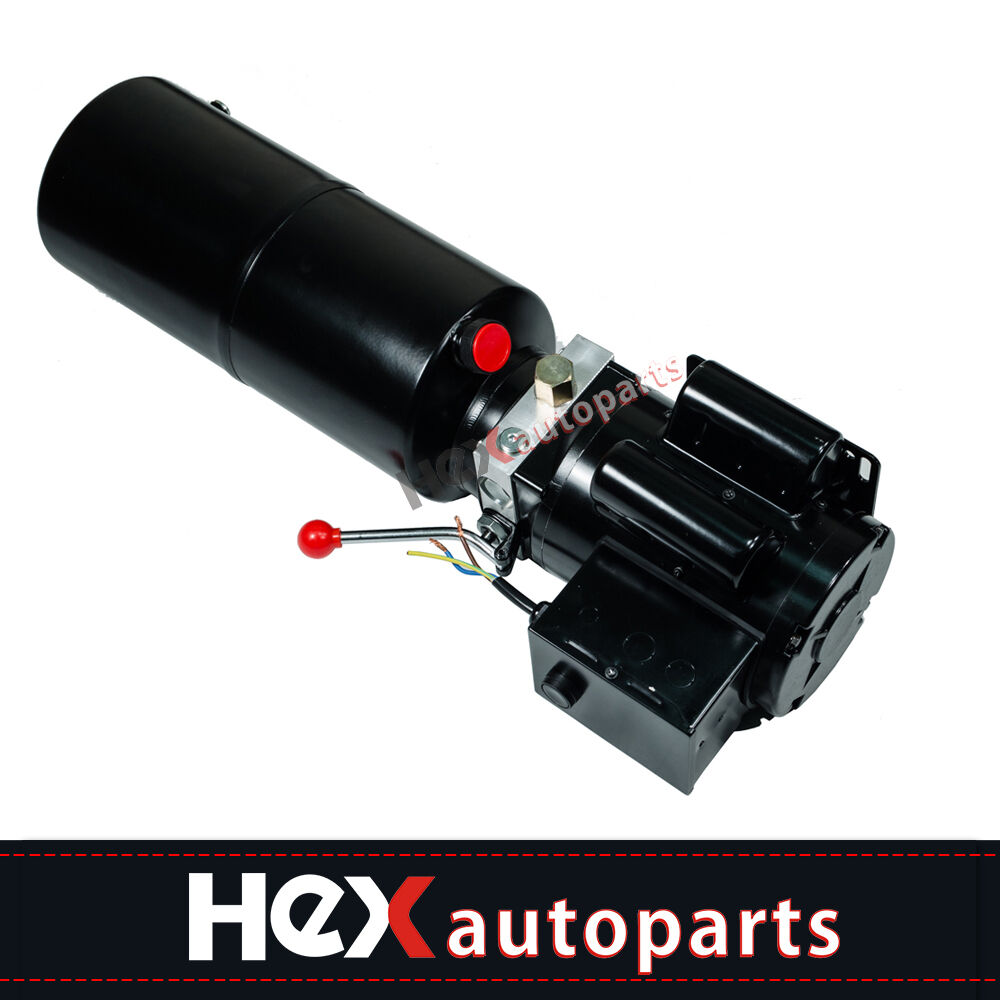 New Car Lift Auto Repair Shop Hydraulic Power Unit 220v