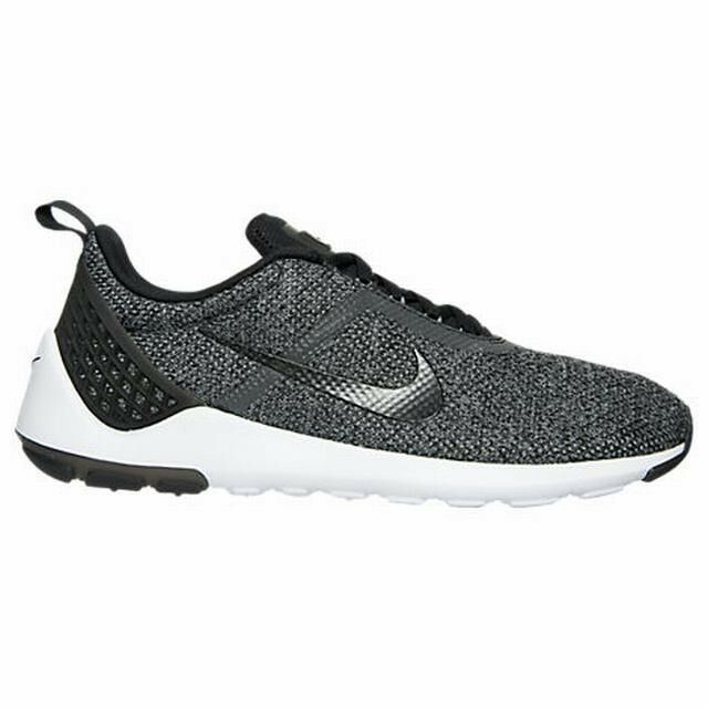 competitive price 7b3c7 89458 Details about New  Nike LUNARESTOA 2 SE Men s Shoes Sz 9 BLACK GREY WHITE  821772 001 IN BOX