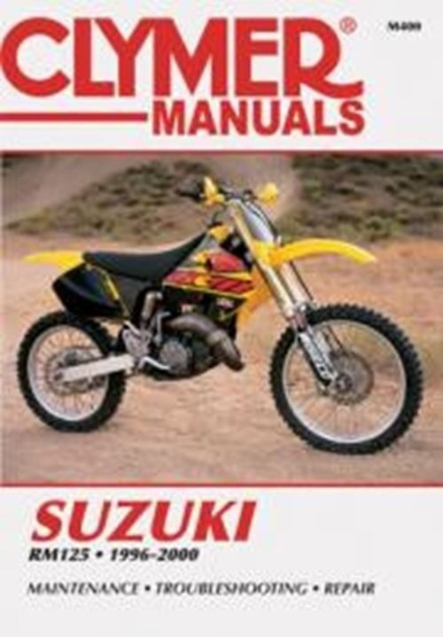 Suzuki Rm Repair Manual
