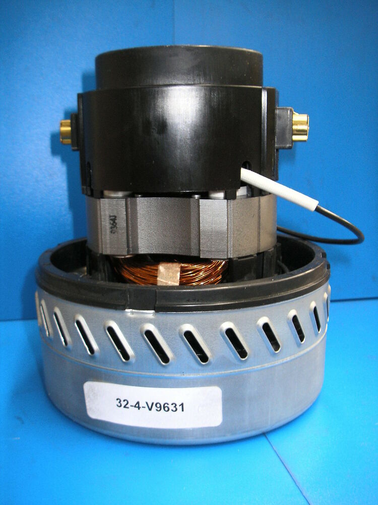 Vacuum motor v9631 1000w 2 stage peripheral bypass brand for 2 stage vacuum motor