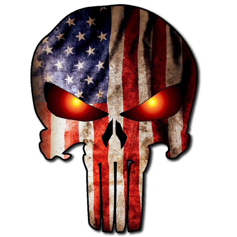 punisher skull military american flag eyes on fire glow american flag graphics for facebook american flag graphics for boats