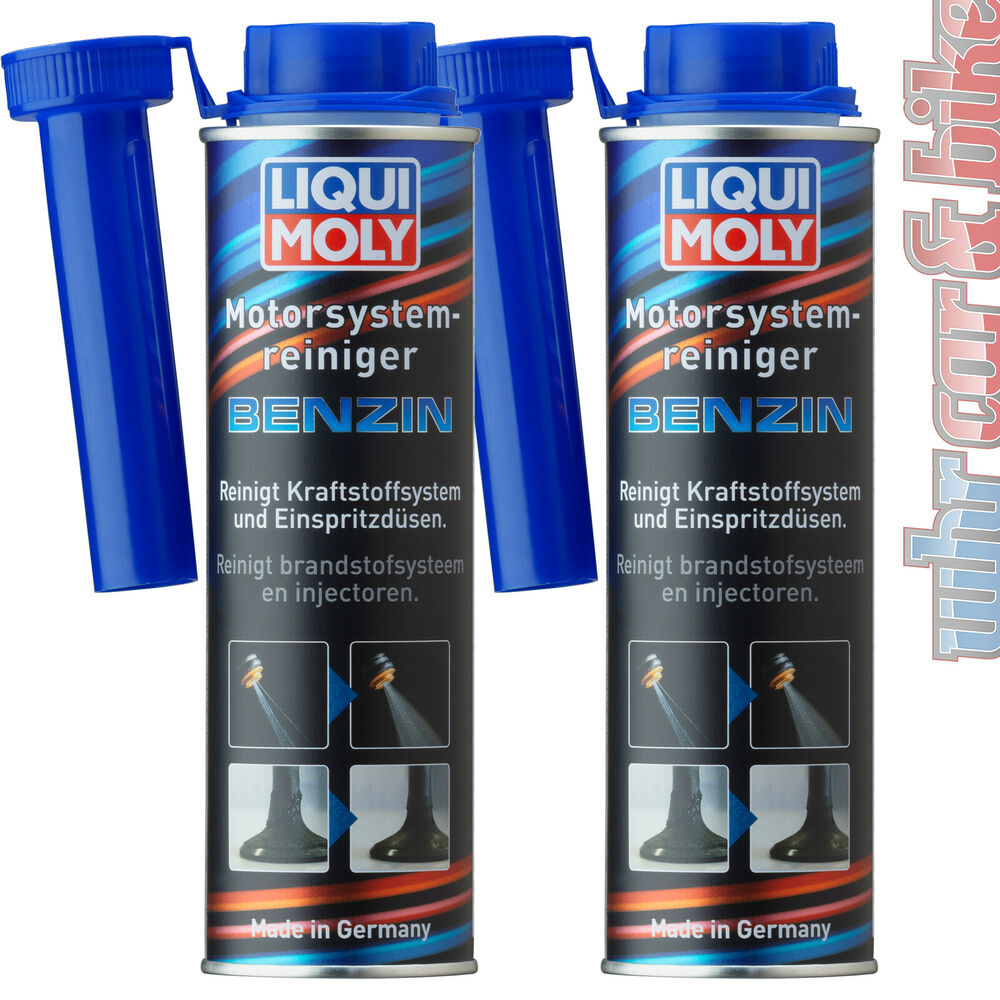 2x liqui moly 5129 motor system reiniger benzin. Black Bedroom Furniture Sets. Home Design Ideas