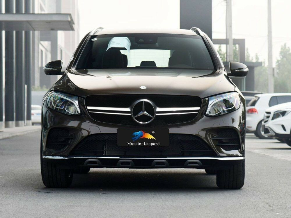 amg grille for mercedes benz glc class glc200 260 300 glc 63 amg grille ebay. Black Bedroom Furniture Sets. Home Design Ideas