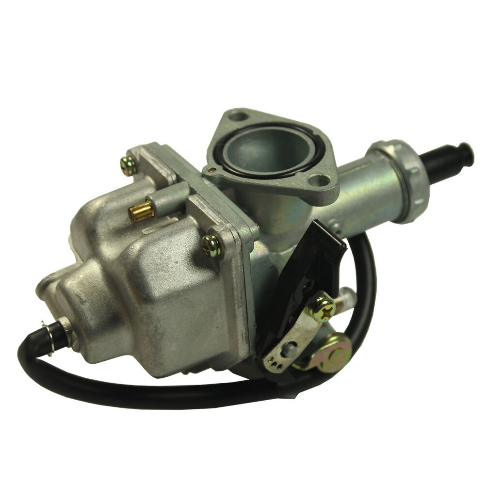 Dirt Bike Carburetor Parts : Pz mm carburetor for honda xr r