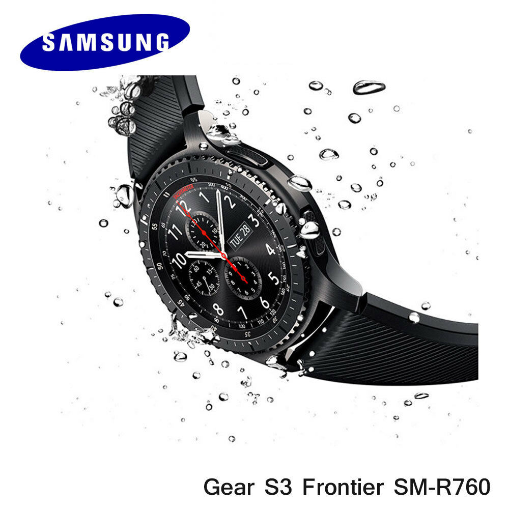 samsung gear s3 frontier sm r760 wearables wi fi bluetooth. Black Bedroom Furniture Sets. Home Design Ideas