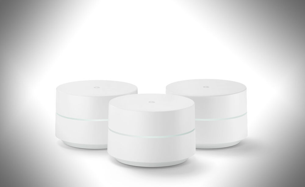 New Google Wifi Smart Mesh Router 1 Pack Amp 3 Pack 1 Yr Us