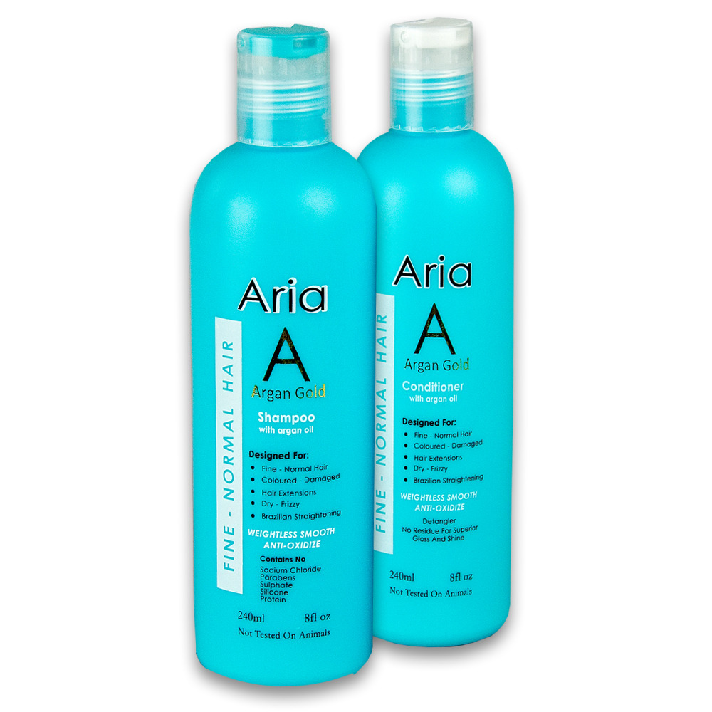 aria gold argan oil of morocco 500ml shampoo conditioner. Black Bedroom Furniture Sets. Home Design Ideas