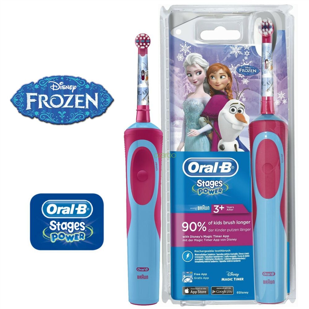Find out how your kids' oral care routine changes from Stage 1 to Stage 4. Oral-B's fun Disney products can help them develop healthy habits for the future.