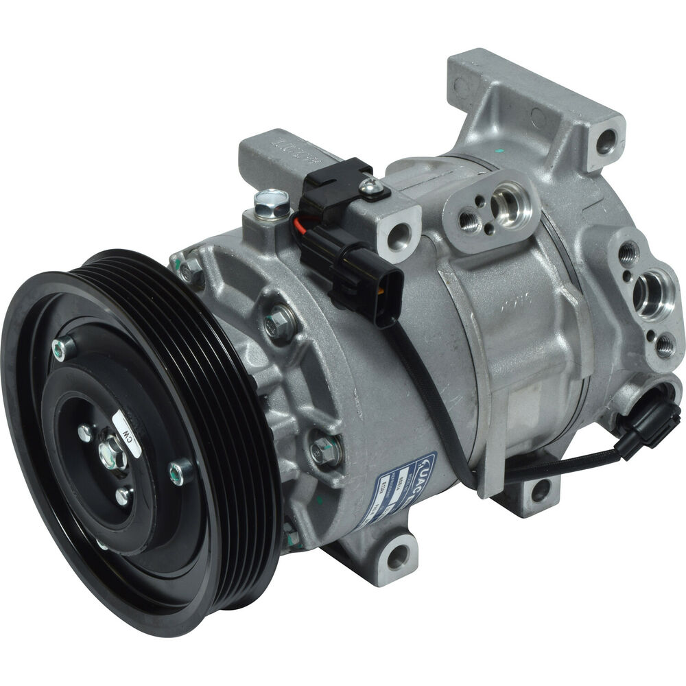 New A  C Compressor And Clutch Co 20765c