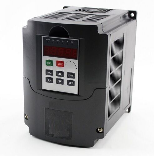 2 2kw 3hp vfd for spindle 220vac input ebay for Vfd for 3hp motor