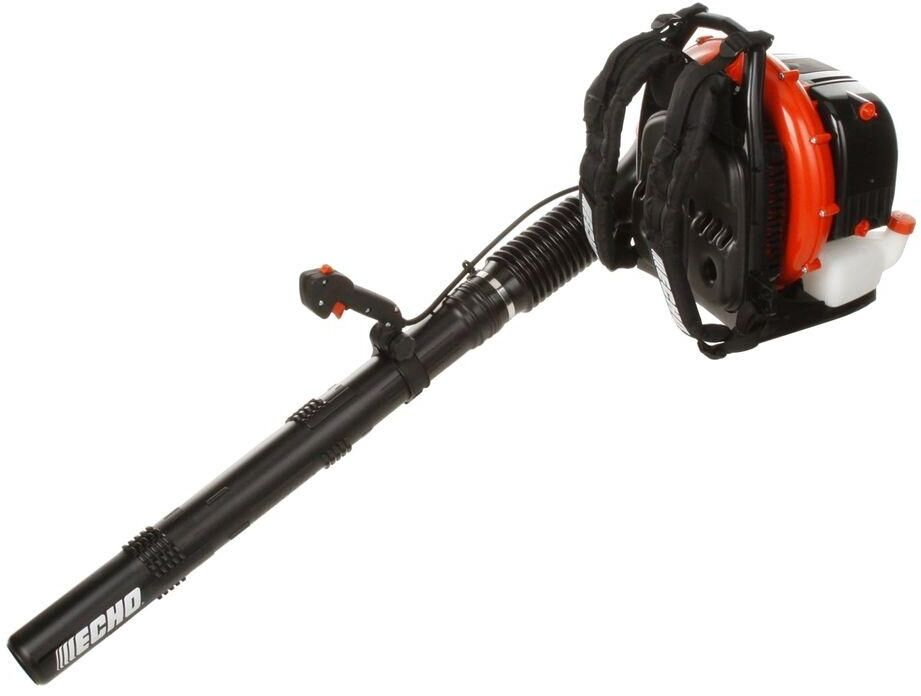 Echo Power Blower : Echo mph cfm gas powered backpack leaf blower new