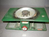 VINTAGE Coleman LP GAS One BURNER PICNIC STOVE parts  61B3