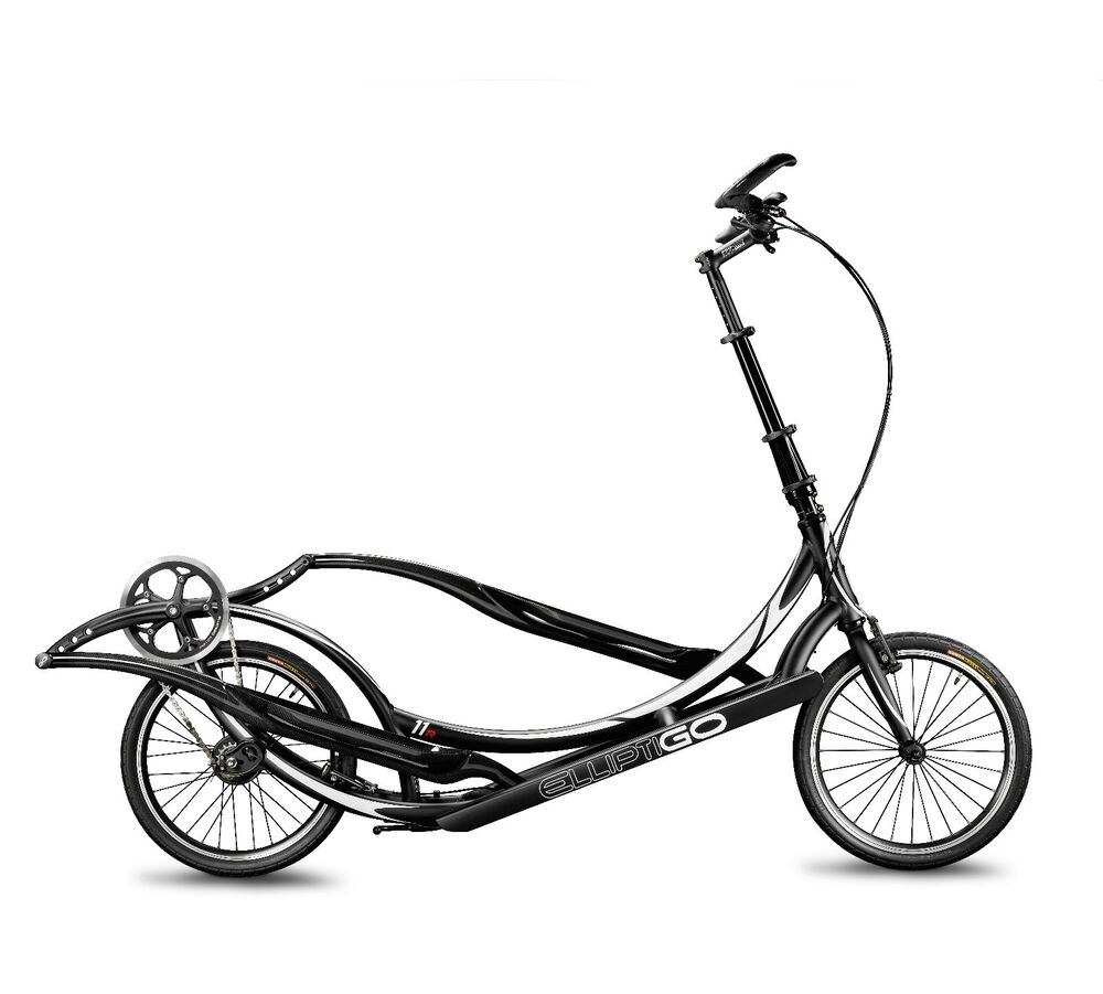 Elliptical Bike Ebay: The World's First Outdoor Elliptical Bike
