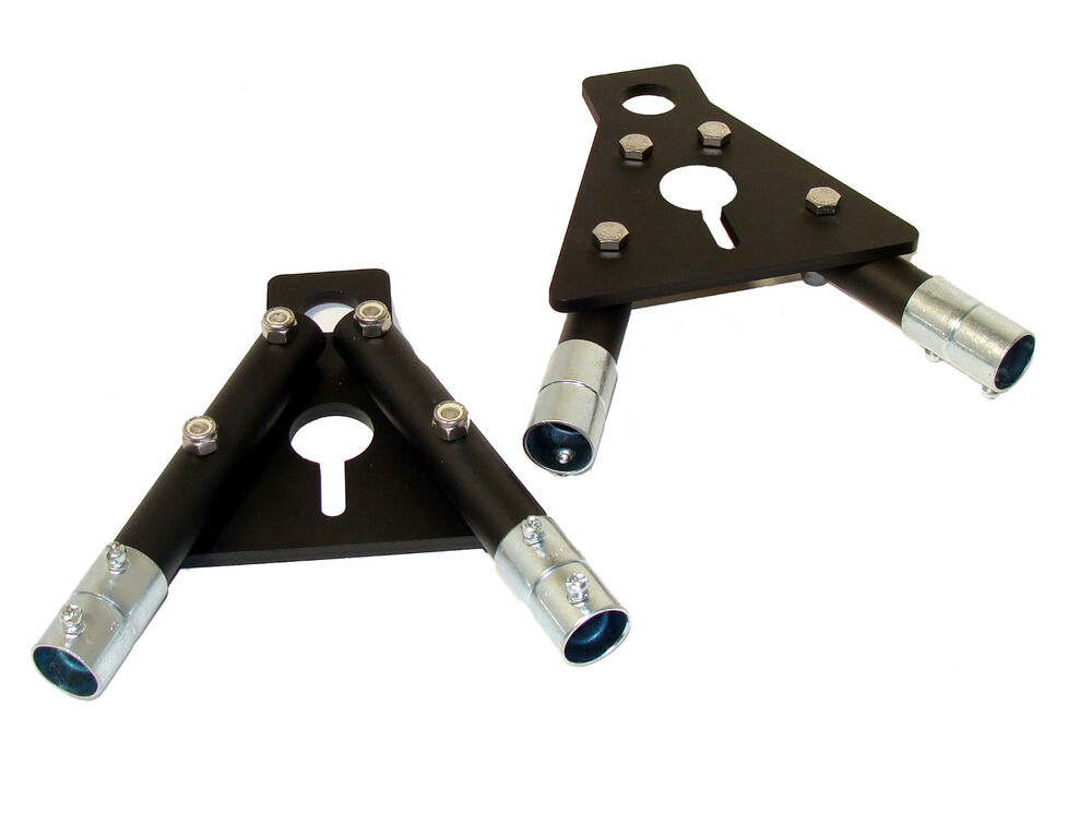 Shooting Gong Target Stand Brackets For Ar500 Targets And