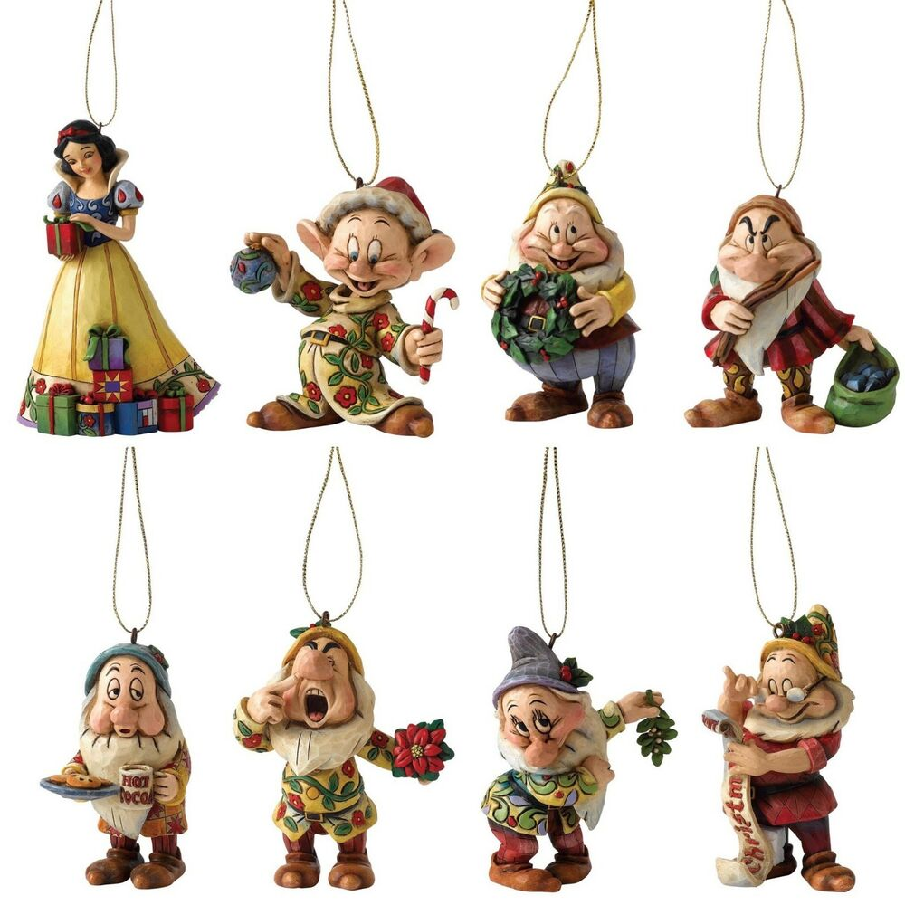 DISNEY TRADITIONS Snow White And The Seven Dwarfs Jim