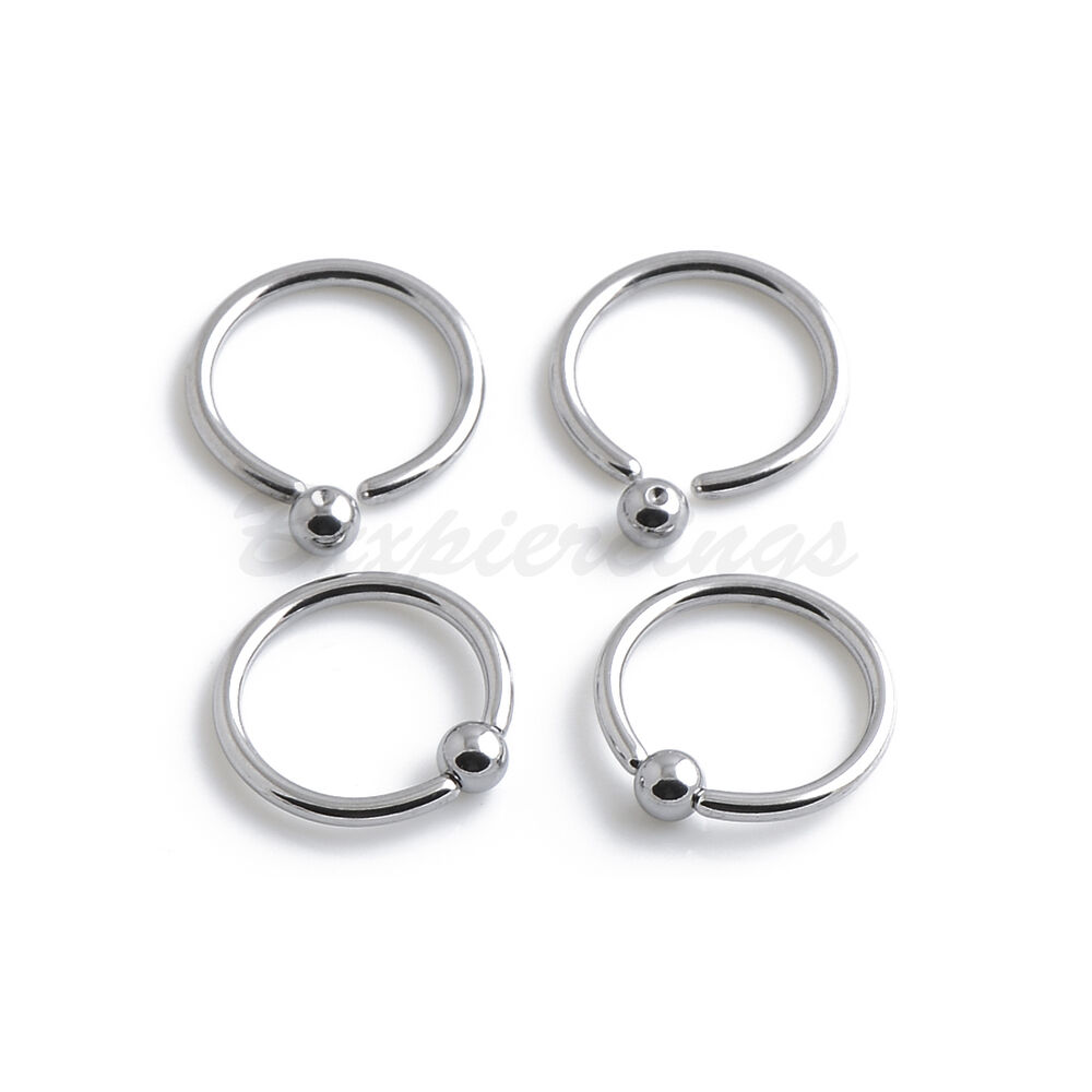 How To Get Steel Ball Closure Ring With Fixed Ball