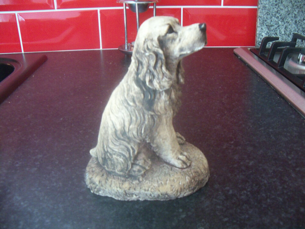 Has Cocker spaniel rubber latex mold consider