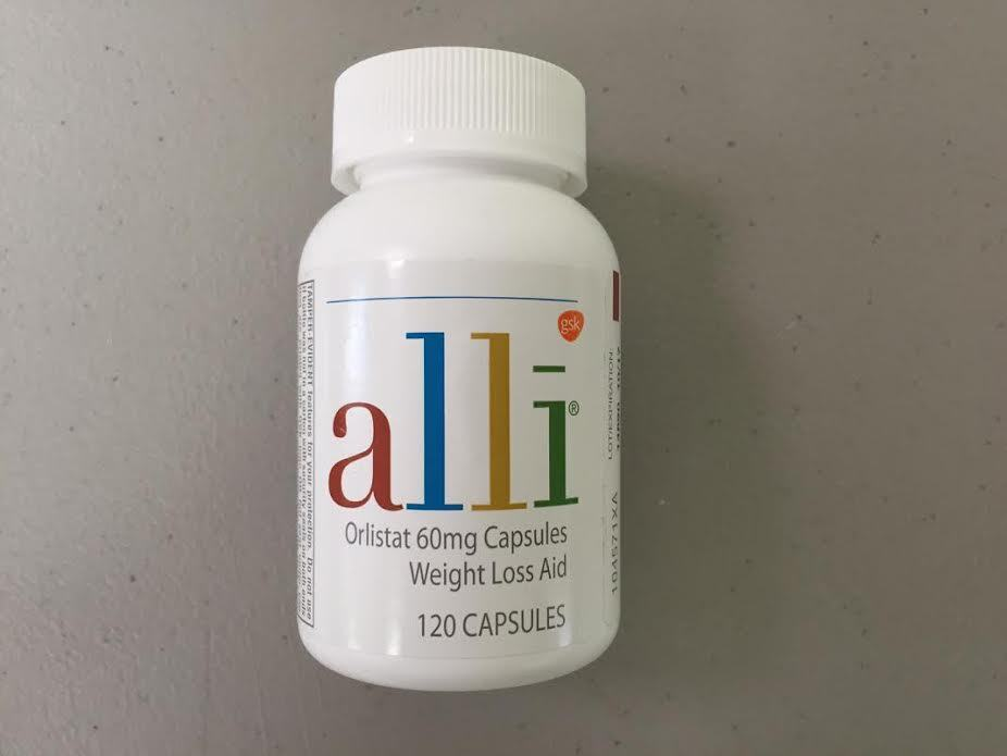 Orlistat 120 mg weight loss