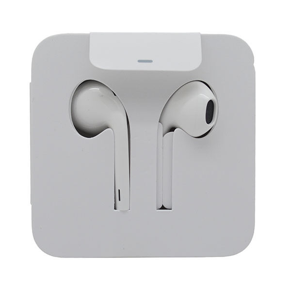 new genuine apple lightning earpods earphone headset for iphone 7 7 mmtn2am a 190198001696 ebay. Black Bedroom Furniture Sets. Home Design Ideas