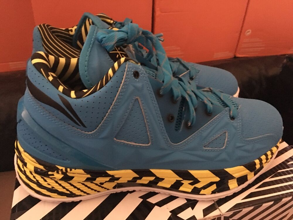 Li Ning Way Of Wade 2 5 2 Foutainebleau Vvvnds Size 10 5