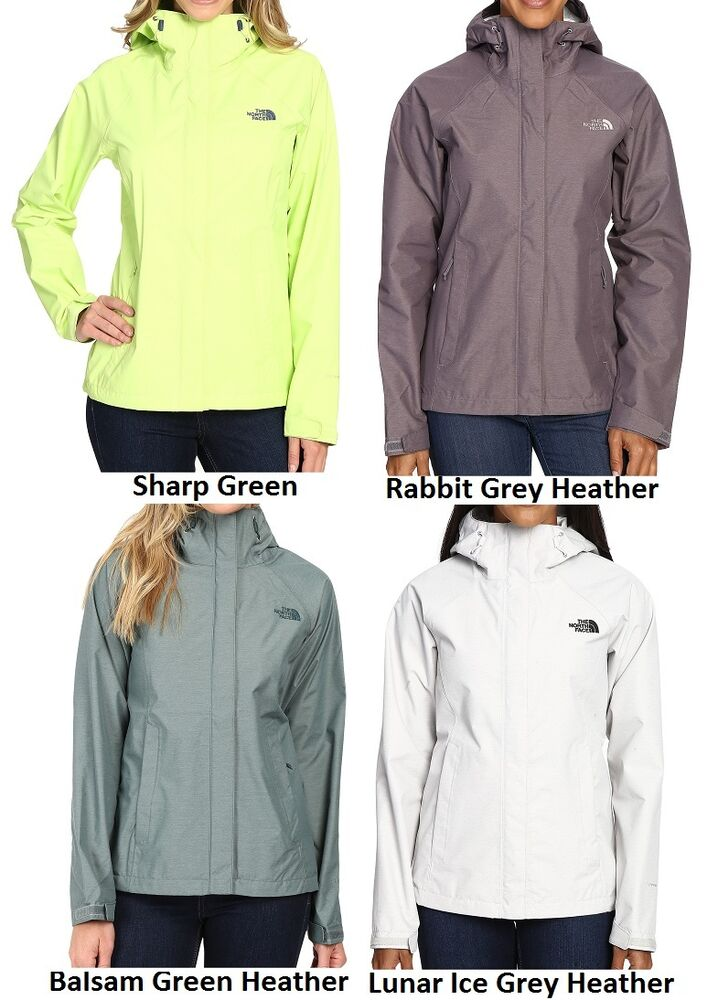 Womens north face jackets xxl