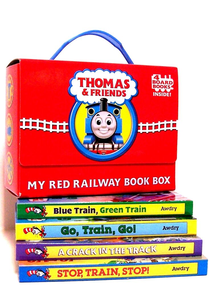 Thomas blue train green train book