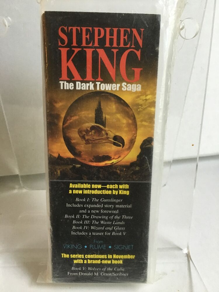 Lot of 10 Stephen King Books