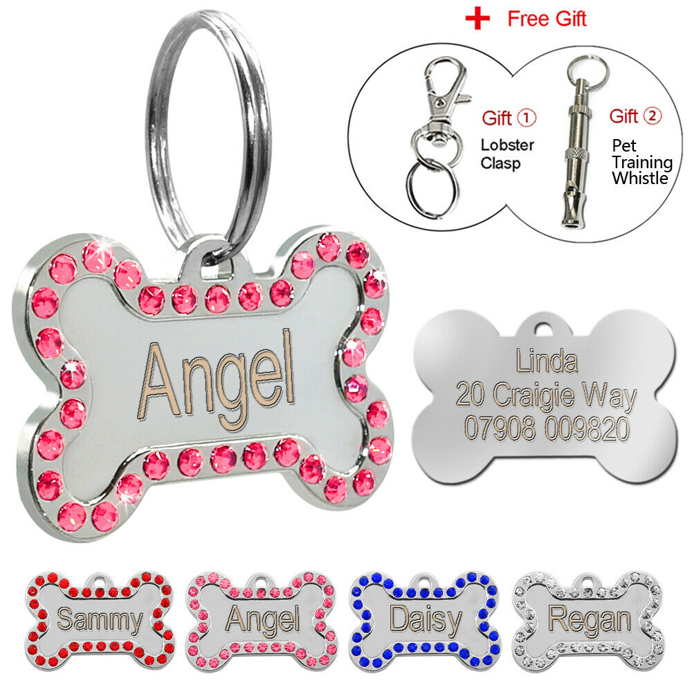 how to make personalized dog tags