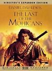 The Last of the Mohicans (DVD, 1999, Directors Expanded Edition)