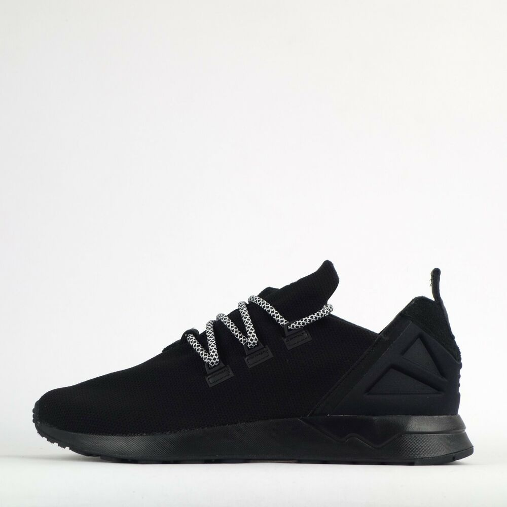 brand new 83670 cf855 Details about adidas Originals ZX Flux ADV X Mens Casual Trainers Shoes  Black