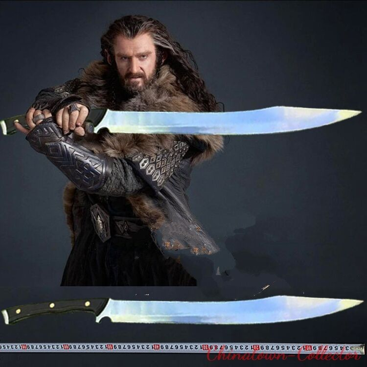 Lord Of The Rings Hobbit Elven Orcrist Sword High