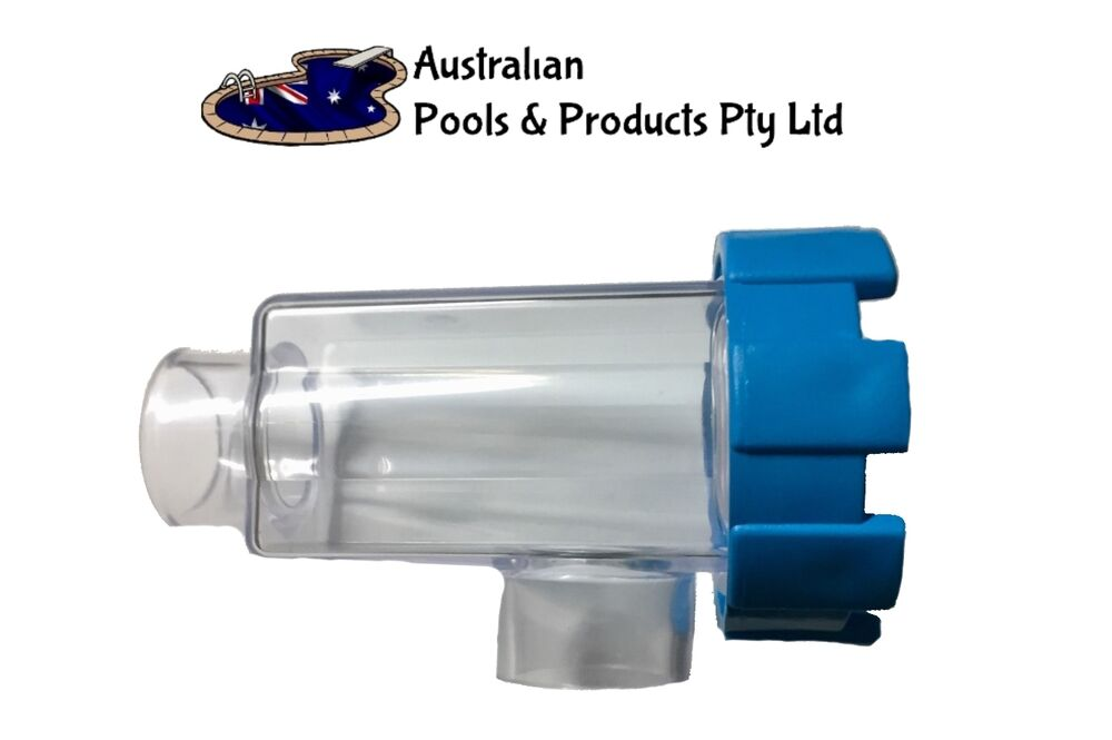 Autochlor Cell Housing Swimming Pool Chlorinator Cell House Clear Case Ebay