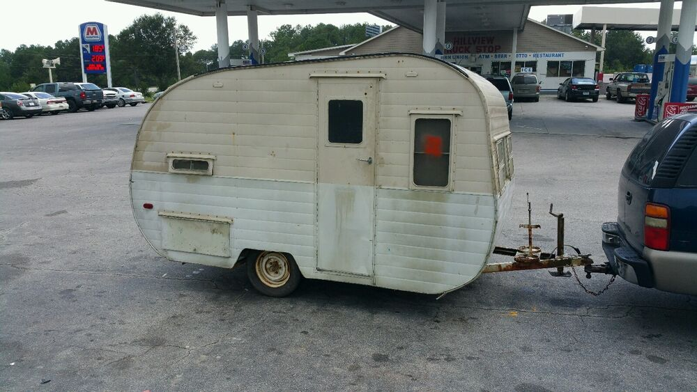 New Canned Ham Travel Trailer