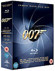 James Bond Blu-Ray Collection Vol.1 (Blu-ray, 2008, 6-Disc Set, Box Set)