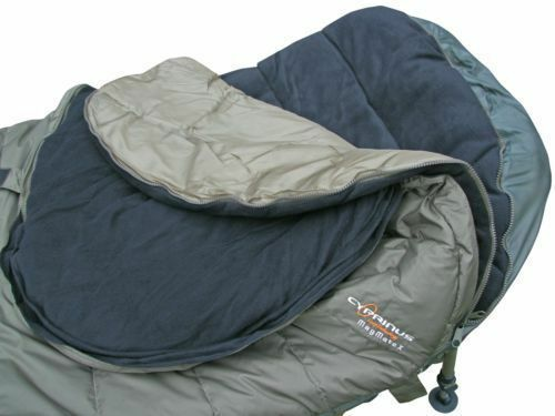 NEW Cyprinus Magmatex standard & wide sleeping bag carp ...