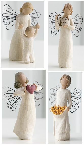 Full Range Willow Tree Angel Angels Collection Figurine