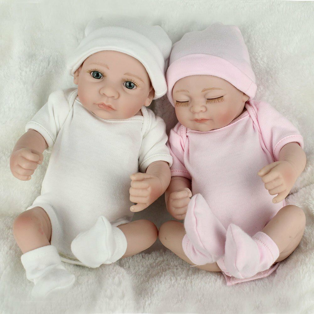 Handmade Reborn Dolls Baby Real Lifelike Boy Girl Baby ...