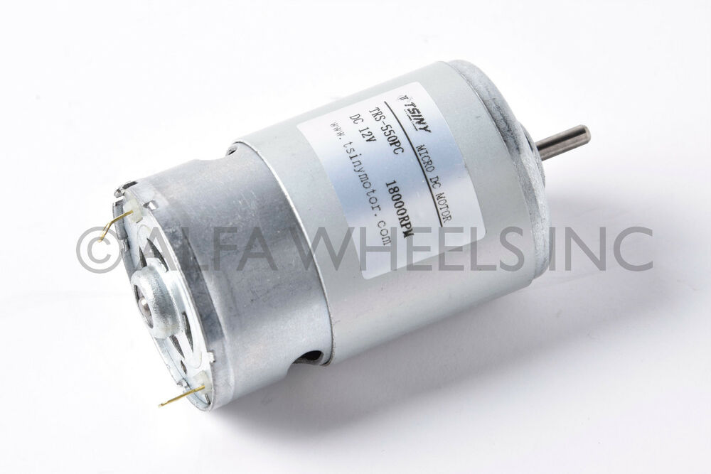 Electric micro small pmdc motor 12 volt 120 watt 18000 rpm for 120 volt ac motor