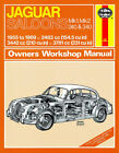 HAYNES WORKSHOP REPAIR MANUAL: JAGUAR SALOONS 240 340