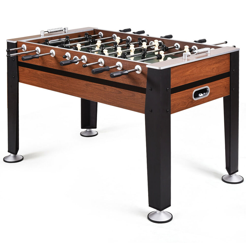 """NEW 54"""" Foosball Soccer Table Competition Sized Football"""